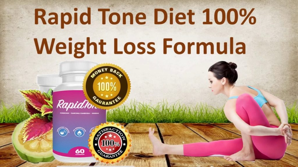 Rapid Tone Diet- A perfect dietary solution