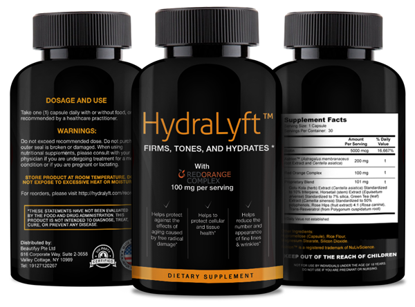 HydraLyft – Why It is Perfect to Tone your Skin – READ Before You Buy