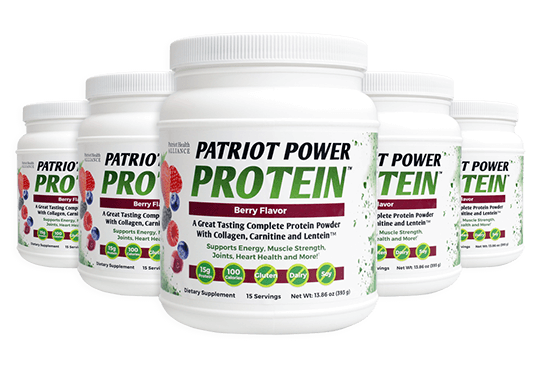Patriot Power Protein – [Caution] Don't Buy Before You Read This!!