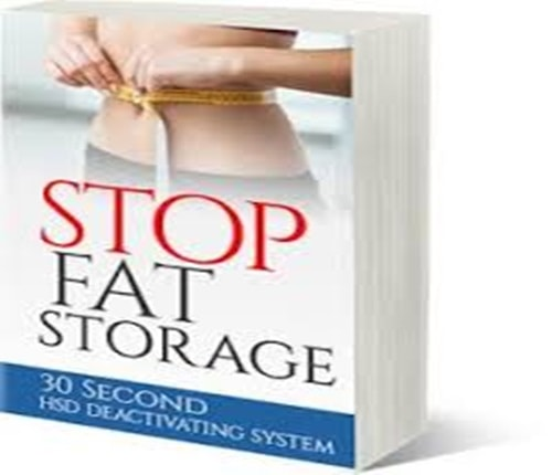 Stop Fat Storage - Lose your weight Fast